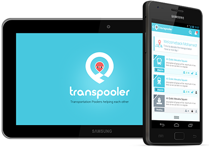 Transpooler School Bus Tracking App