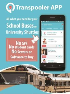 Transpooler App for your school bus or university shuttle
